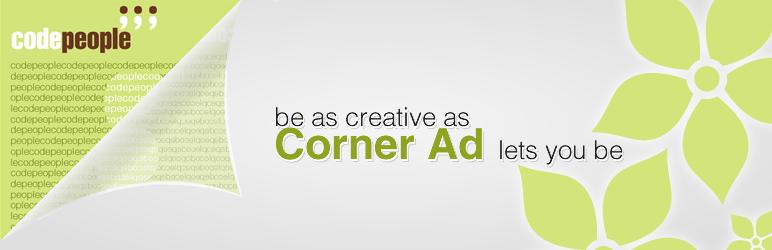 افزونه Corner Ad