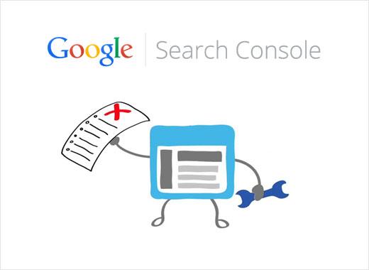 کنسول سرچ گوگل