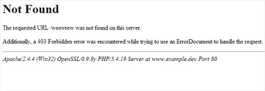 شخصی سازی خطای 404