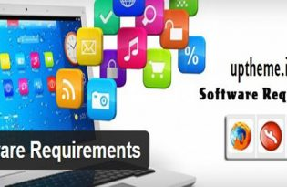 Required Softwares Banner