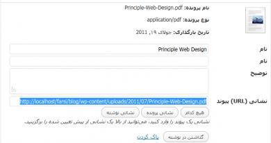 افزونه اجرای فایل pdf در وردپرس 3