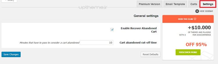 حذف سفارشات معلق در ووکامرس 1
