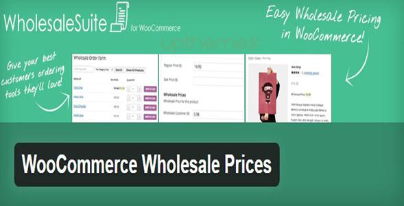 تعیین قیمت ویژه برای فروش عمده محصولات در ووکامرس
