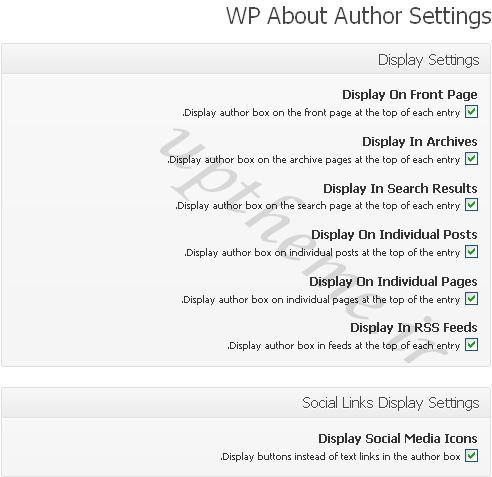 افزونه wp about author